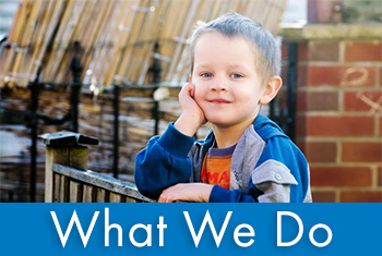 Carousel Center - What We Do to help the healing begin