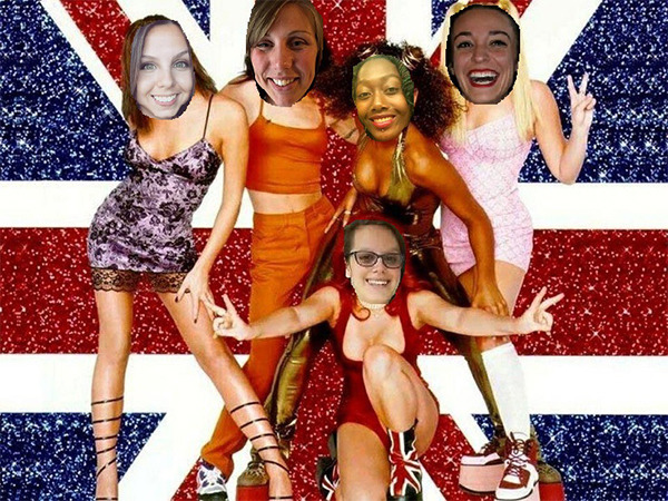 Gala 2017 - Spice Girls