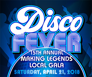 Disco Fever - 15th Annual Gala