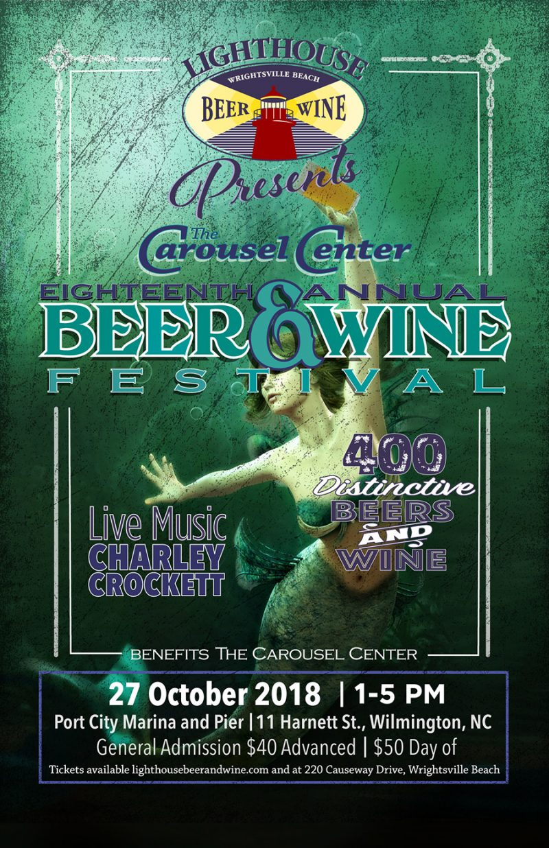 Carousel Center Beer & Wine Festival 2018