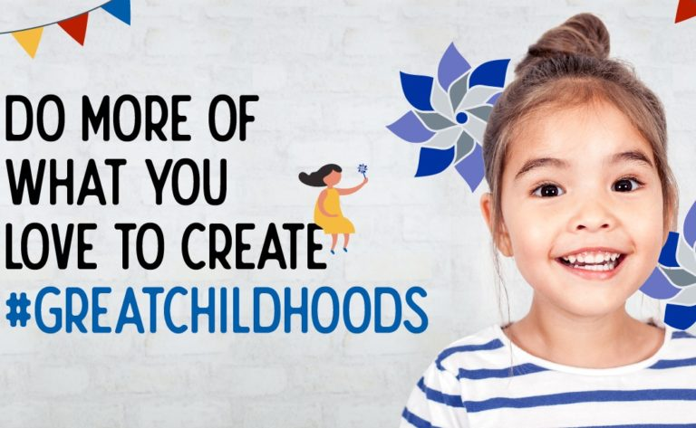 Recurring donors make an impact and help child survivors have happy childhoods