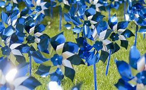PinWheels Child Abuse Prevention Symbol