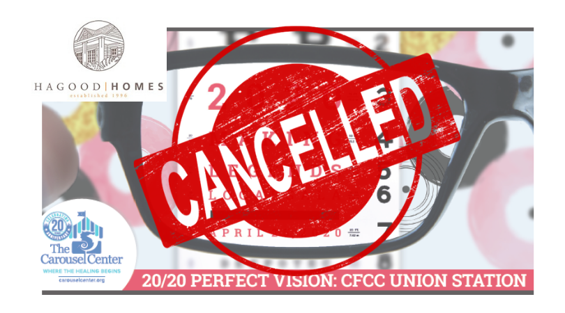 Carousel Center Making Legends Gala 2020 Cancelled