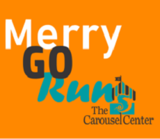 Merry Go Run 5k Supports the Carousel Center
