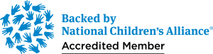 Accredited Member of the National Children's Alliance
