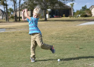 Golf Tournament Supports the KIds