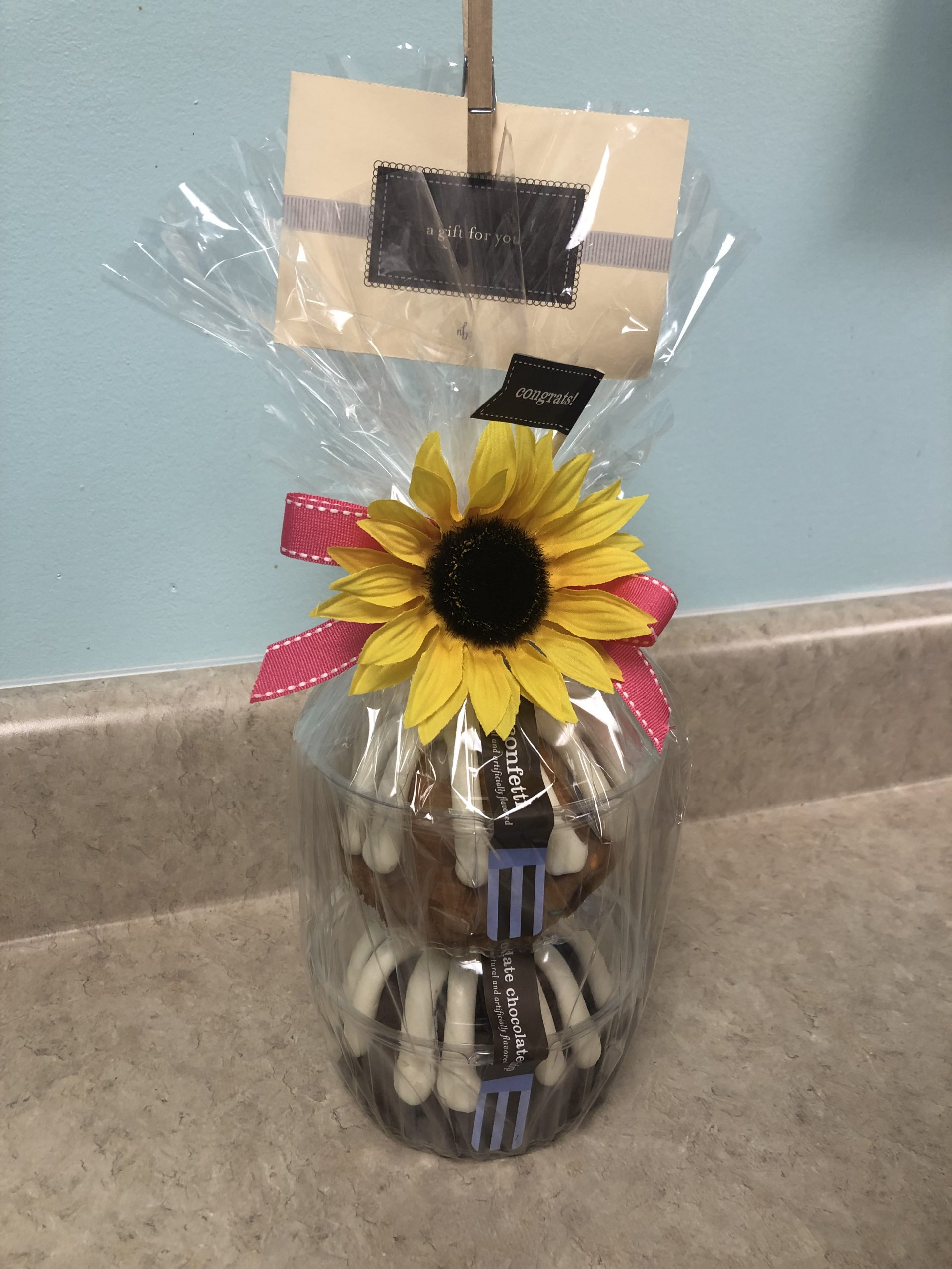 Nothing Bundt Cake donates for Child's Graduation from Trauma Therapy