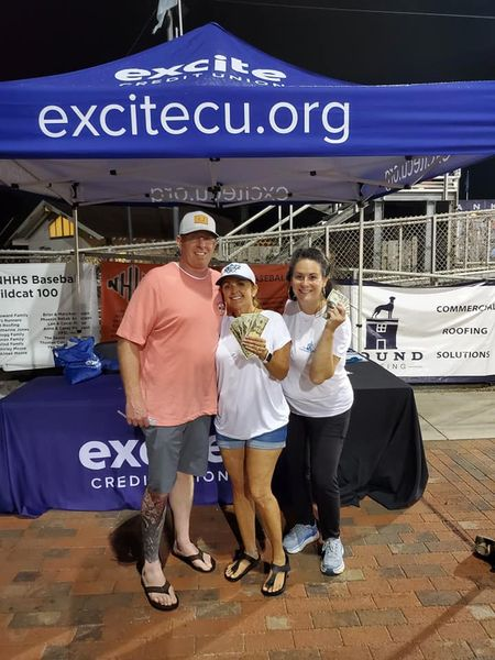 Sharks Excite Credit Union