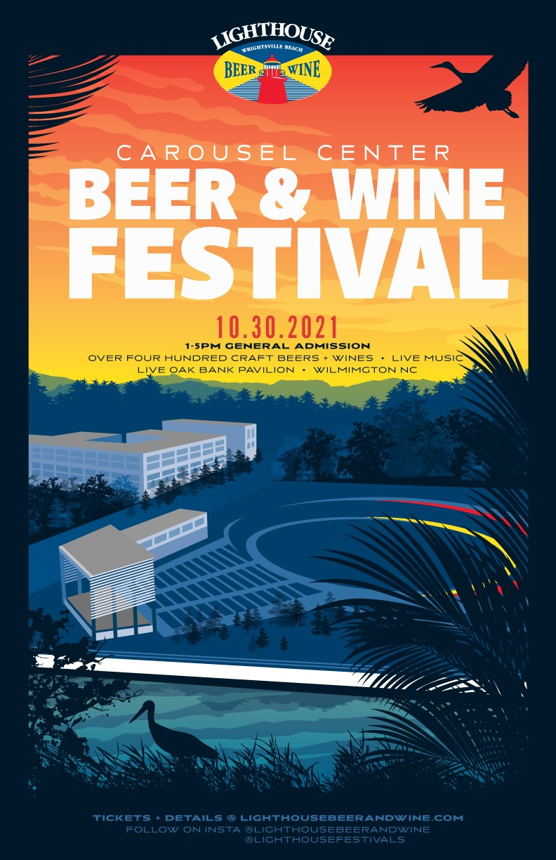 Lighthouse Beer & Wine Festival Supports the Carousel Center